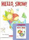 Hello, Snow! Book and Audio CD Set (Paperback) - Hope Vestergaard, Nadine Bernard Westcott, Stephanie D'Abruzzo