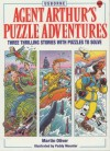 Agent Arthur's Puzzle Adventures - Martin Oliver, Paddy Mounter
