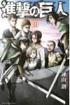 Attack on Titan, Volume 10 - Hajime Isayama