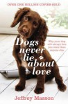 Dogs Never Lie about Love: Reflections on the Emotional World of Dogs. - Jeffrey Moussaieff Masson