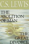 The Abolition of Man & The Great Divorce - C.S. Lewis, Simon Vance
