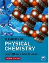 Elements Of Physical Chemistry - Julio de Paula