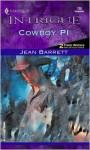 Cowboy PI - Jean Barrett