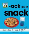 Ack as in Snack - Pam Scheunemann