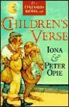 Oxford Book Of Children's Verse - Iona Opie, Peter Opie