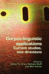 Corpus-Linguistic Applications: Current Studies, New Directions. - Stefan Th. Gries, Mark Davies, Stefanie Wulff