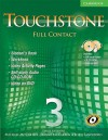 Touchstone Full Contact Level 3 [With CDROM and DVD] - Michael McCarthy, Jeanne McCarten, Helen Sandiford