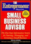 The Entrepreneur Magazine Small Business Advisor - Entrepreneur Magazine