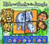 Hide and Seek in the Jungle: A Read-Along Puzzle-Sound Book! - David Lefleur