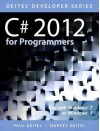 C# 2012 for Programmers - Paul J. Deitel, Harvey M Deitel