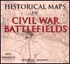 Historical Maps of Civil War Battlefields - Michael Sharpe