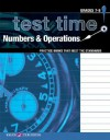 Test Time! Practice Books That Meet the Standers: Numbers & Operations - Walch Publishing