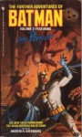 The Further Adventures of Batman Volume 2: Featuring the Penguin - John Gregory Betancourt, William F. Nolan, Greg Cox, Kristine Kathryn Rusch, Martin H. Greenberg, Brian M. Thomsen, Nancy A. Collins, Steve Rasnic Tem, Will Murray, Charles Von Rospach, Jerry A. Novick, Max Allan Collins, Laurie Sefton