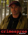 Crimespree Magazine #41 Mar/Apr - Maxim Jakubowski, Don Winslow, Libby Fischer Hellmann, Dave Zeltserman, Jon Jordan, Craig McDonald, Keith Thomson, Ruth Jordan, Hank Phillip Ryan, Reed Farrel Coleman