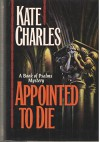 Appointed to Die: A Book of Psalms Mystery - Kate Charles