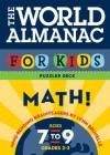 World Almanac for Kids Puzzler Deck: Math: Ages 7-9, Grades 2-3 - Lynn Brunelle