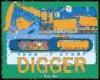 Digger - Chris Oxlade, Mike Grey