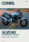 Clymer Suzuki, Gsf1200 Bandit, 1996-2003 - Clymer Publishing