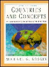 Countries and Concepts: An Introduction to Comparative Politics - Michael Roskin