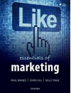 Essentials of Marketing - Paul Baines, Chris Fill, Kelly Page