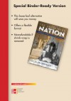 Looseleaf for Unfinished Nation: A Concise History, Vol I - Alan Brinkley