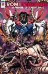 ROM vs. Transformers: Shining Armor #2 - John Barber, Christos Gage, Alex Milne