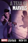A Year Of Marvels: November Infinite Comic #1 - Todd Casey, Daniel Govar, Paul Davidson
