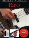 Empieza a tocar Bajo with CD - Amsco Publications