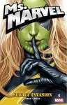 Ms. Marvel Vol. 5: Secret Invasion - Brian Reed, Adriana Melo, Greg Horn