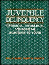 Juvenile Delinquency: Historical, Theoretical, and Societal Reactions to Youth - Paul M. Sharp