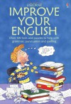 Usborne Improve Your English (Test Yourself Series) - Rachel Bladon, Nicole Irving, Victoria Parker