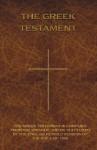The Greek Testament: Novum Testamentum Graece - E. Palmer