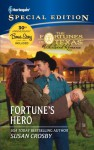 Fortune's Hero - Susan Crosby