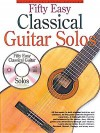 50 Easy Classical Guitar Solos - Jerry Willard