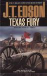 Texas Fury - J.T. Edson