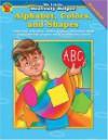 Alphabet, Colors, and Shapes - Vincent Douglas