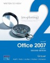 Exploring Microsoft Office 2007, Volume 1 Value Package (Includes Microsoft Office 2007 180-Day Trial 2008) - Robert T. Grauer, Maryann Barber, Michelle Hulett, Cynthia Krebs, Maurie Lockley, Judy Scheeren, Keith Mulbery