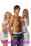 MENAGE A TROIS (Five Threesome Sex Erotica Stories) - Jane Kemp, Erika Hardwick, Debbie Brownstone, Cindy Jameson, DP Backhaus