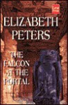 The Falcon at the Portal (Hardcover ) - Elizabeth Peters