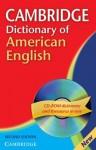 Cambridge Dictionary of American English [With CDROM] - Cambridge University Press