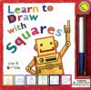 Learn to Draw with Squares - Mark Bergin
