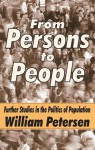 From Persons to People - William Petersen