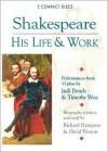 Shakespeare: His Life & Work - Richard Hampton, David Weston