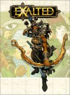 Exalted (Role Playing Game Book) - John Chambers, Geoffrey C. Grabowski, Robert Hatch