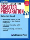 Simply Essential Disaster Preparation Kit - Catherine Stuart