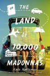 The Land of 10,000 Madonnas by Hattemer, Kate(April 19, 2016) Hardcover - Kate Hattemer