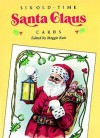Six Old-Time Santa Claus Postcards - Maggie Kate