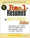 Real-Resumes for Sports Industry Jobs - Anne McKinney