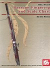 Mel Bay's Bassoon Fingering and Scale Chart - Eric Nelson