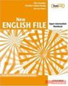 New English File Upper Intermediate Workbook + CD - Clive Oxenden, Christina Latham Koenig, And Paul Seligson